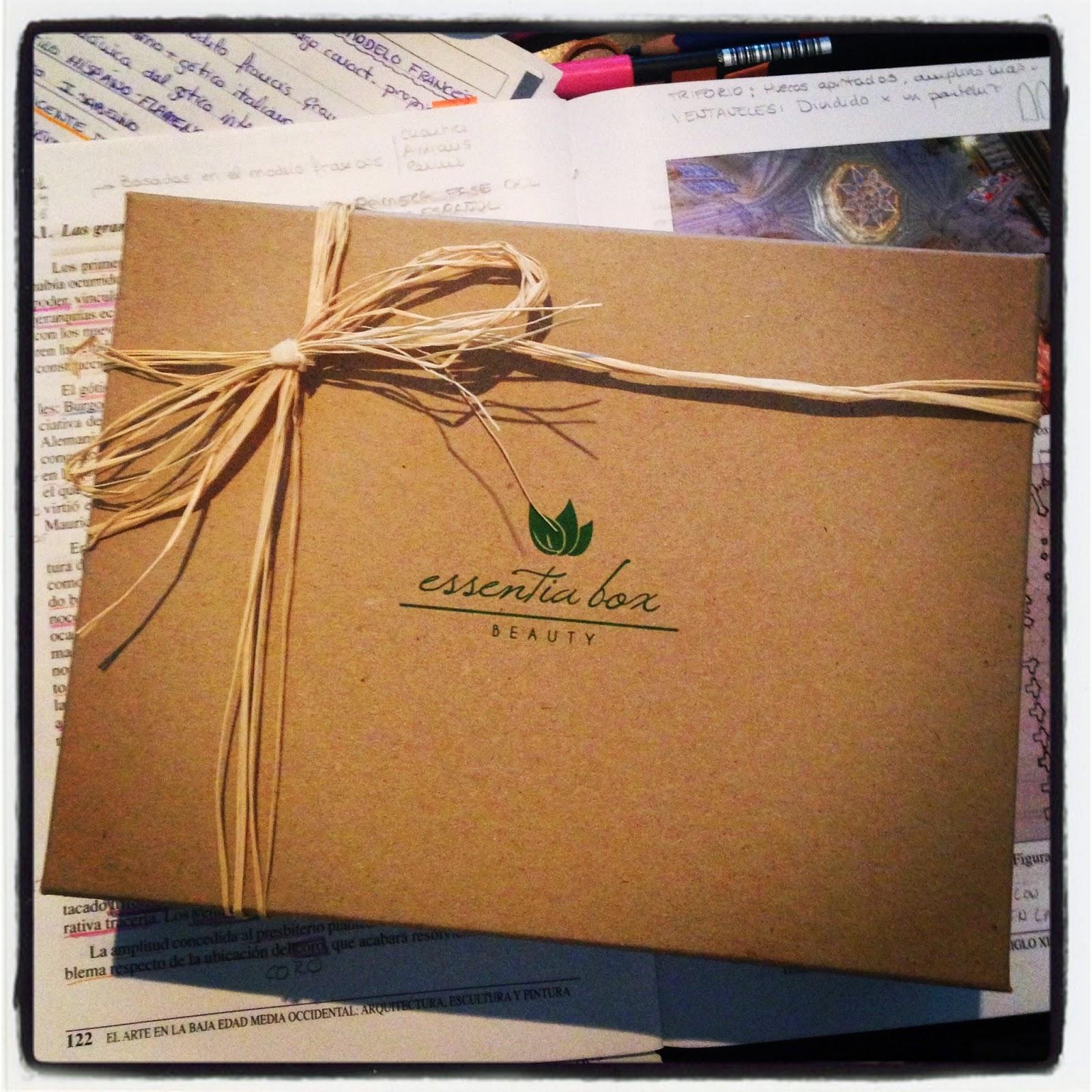Essentia Box de Abril: Pasión por la fruta.
