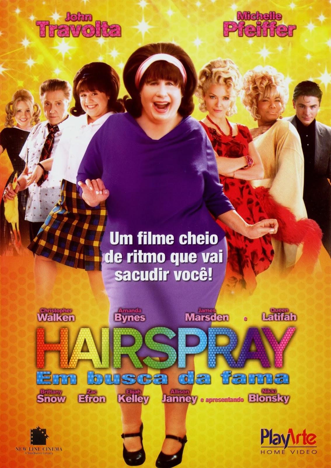 Hairspray: Em Busca da Fama – Dublado (2007)