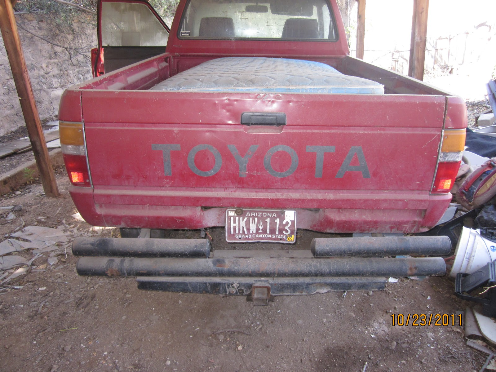 The Can Man 39 S On Going Life Old Faithful 88 Toyota 4wd