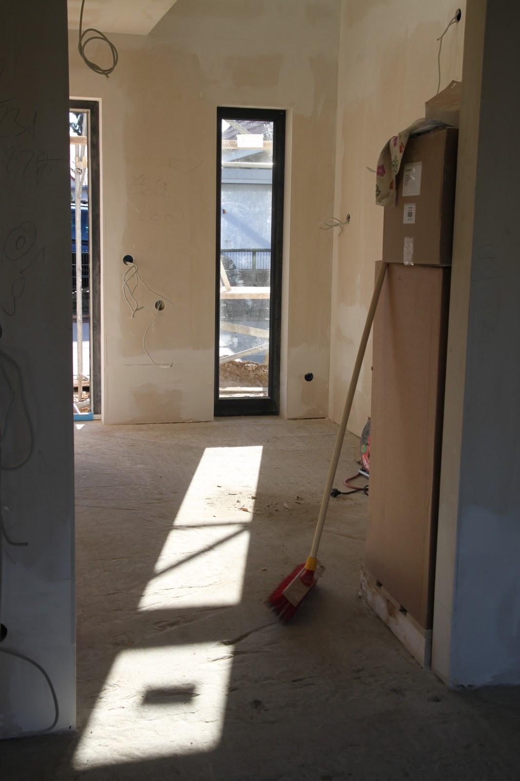 bauen : ja, nein, ja, nein - ja!: kanada im wohnzimmer? - Lichtband Küche