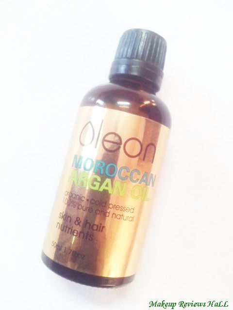 Olean Moroccan Argan Oil Review