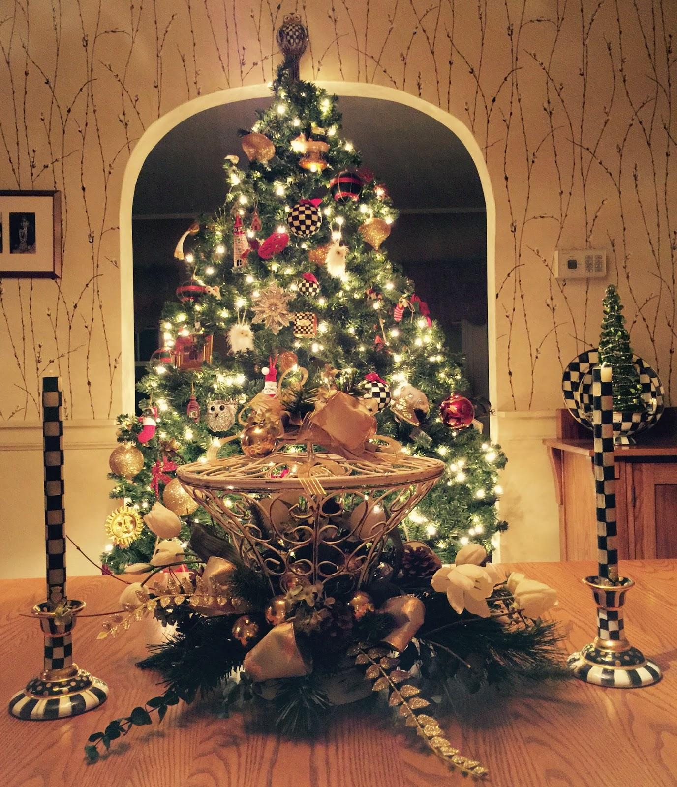 MacKenzie-Childs Nutcracker Christmas - Mountain Breaths
