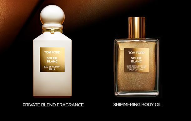 Smartologie Tom Ford Soleil Blanc New Fragrance 2016