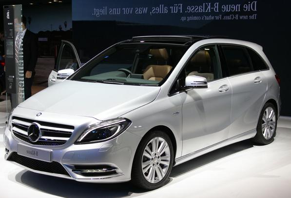 2012 upcoming car models in india mercedes benz b class for Mercedes benz starter motor price