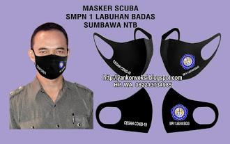 MASKER SCUBA SMP