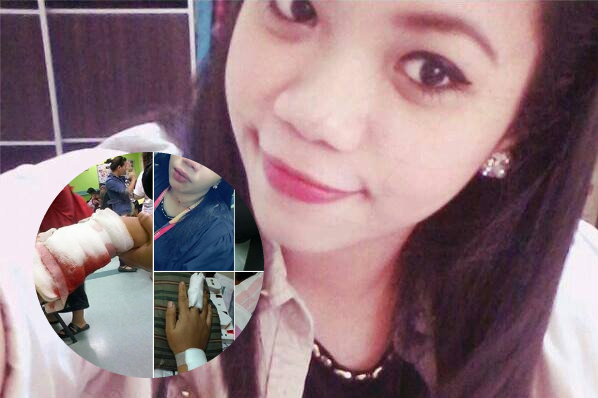 Punca Sebenar Gadis Cantik KLMU Ditetak Dengan Pisau Pemotong Daging
