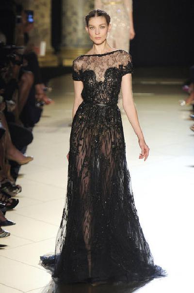 Elie Saab 2012 Haute Couture kollektion