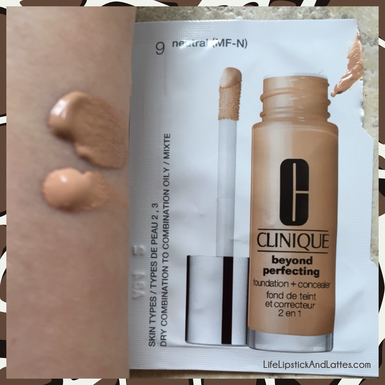 Life, Lipstick and Lattes: Sample First Impression: Clinique ...