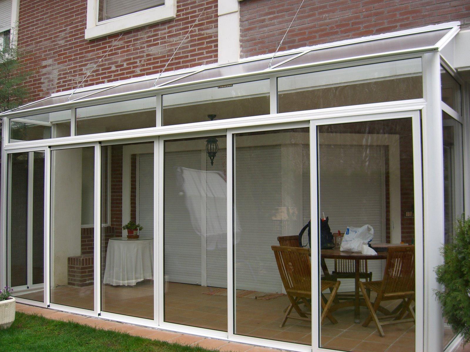 Aluminio y pvc en aranjuez y alrededores alumifrank - Cerramientos de aluminio para porches ...