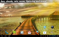 Coloring Weather Screen - Featured