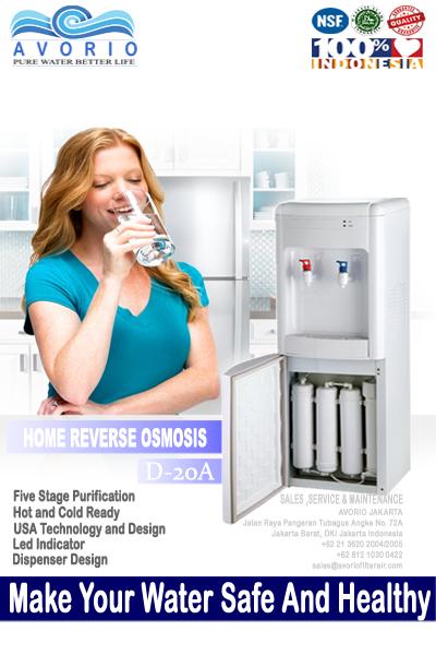 RO Rumah Tangga, Reverse Osmosis Jual Harga Murah