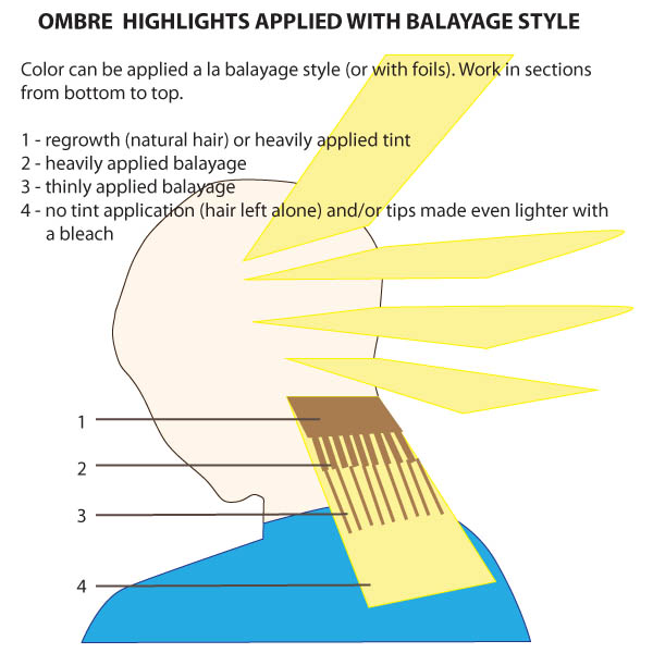 Answers 2 Beauty Ombre Lowlights And Ombre Highlights
