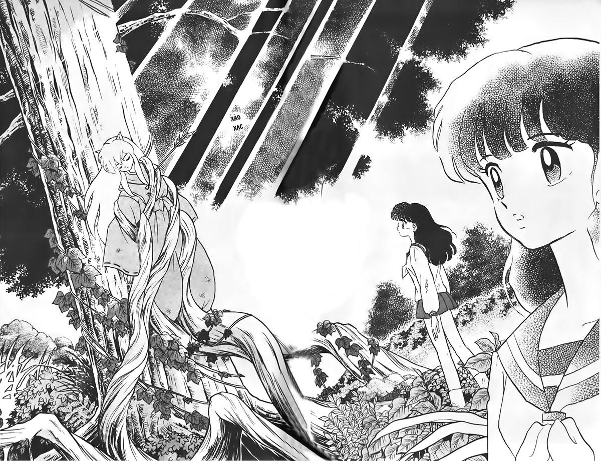 Inuyasha-Khuyển Dạ Xoa-Bản Đẹp chap 1 Trang 21