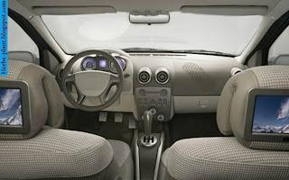 Renault logan car 2012 dashboard - صور تابلوه سيارة رينو لوجان 2012
