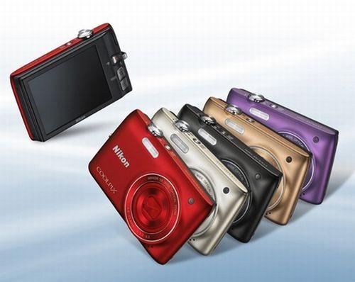 Nikon CoolPix S4100 and S3100 Digital Camera