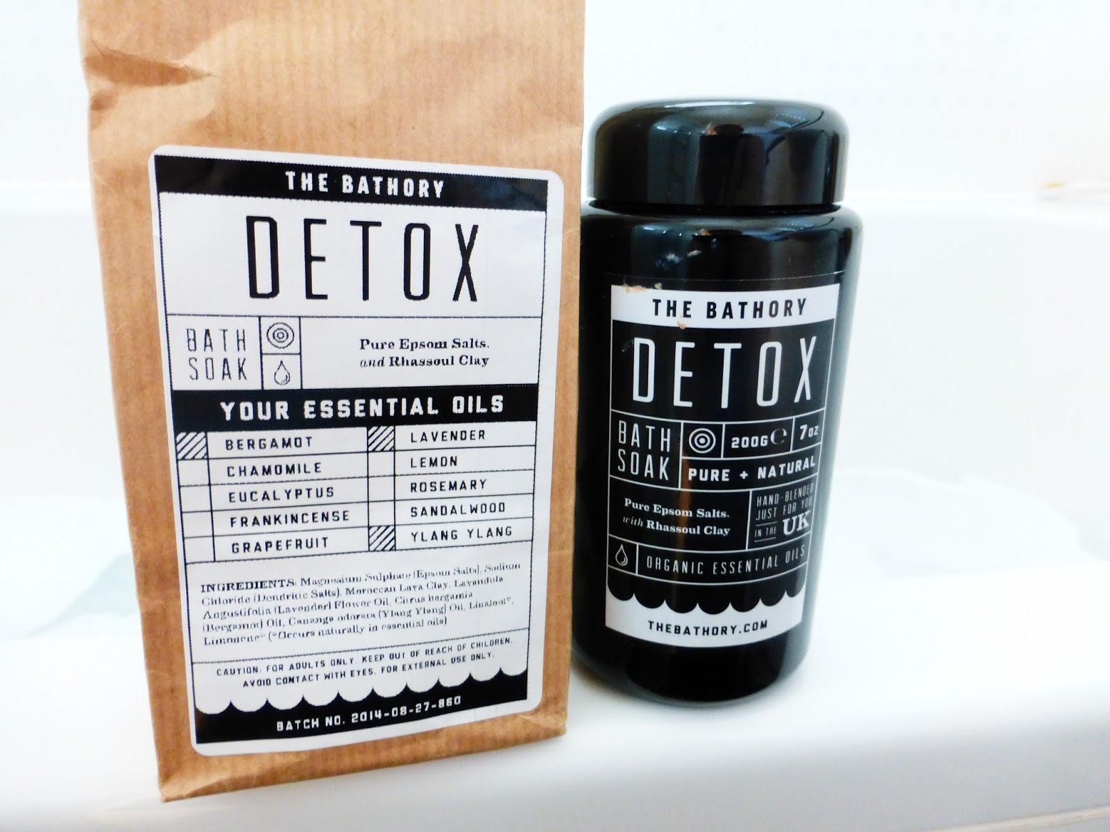 The Bathory - Invent Your Perfect Bath Soak!