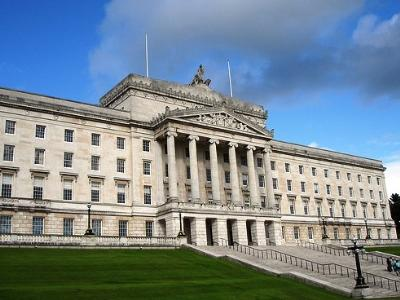 Parlamento de Belfast (Foto: Getty Images)