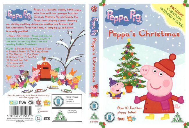 Peppa Pig: Peppa's Christmas – Latino