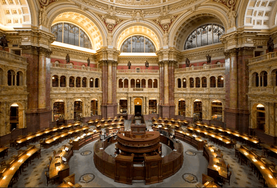 Perpustakaan Amerika