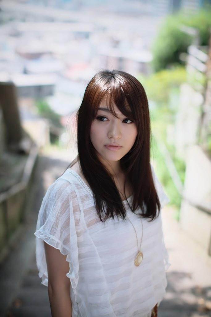 Foto BUgil Artis Jepang Shou Nishino HD