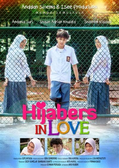 Film Hijabers In Love 2014 Bioskop