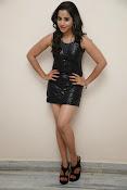 Swathi Dixit Glamorous Photos in Black-thumbnail-14