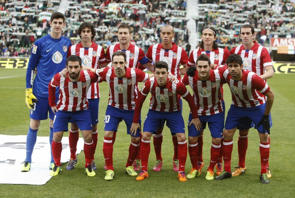 UEFA CHAMPIONS LEAGUE FINAL LISBON 2014