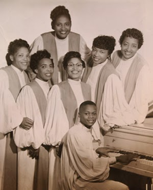 publicity photo of Original Harmonettes