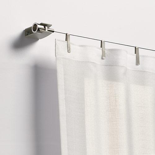 Cat logo de visillos cortinas y barrales for Sistemas para colgar cortinas