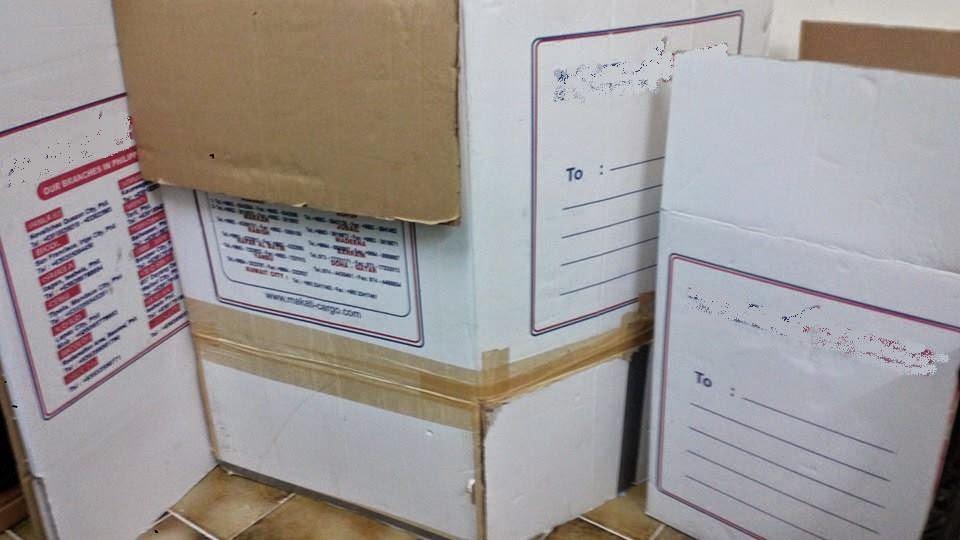 Forex door to door cargo philippines