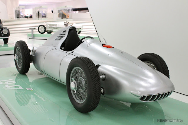 Porsche Typ 360 Cisitalia, 1947 г.