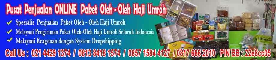 Grosir Paket Oleh - Oleh Umroh Haji Murah