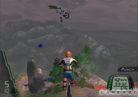 Gaya - Gaya Dalam Downhill Domination PS2