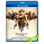 Resident Evil: Capítulo final (2017) BRRip 720p Audio Dual Latino-Ingles