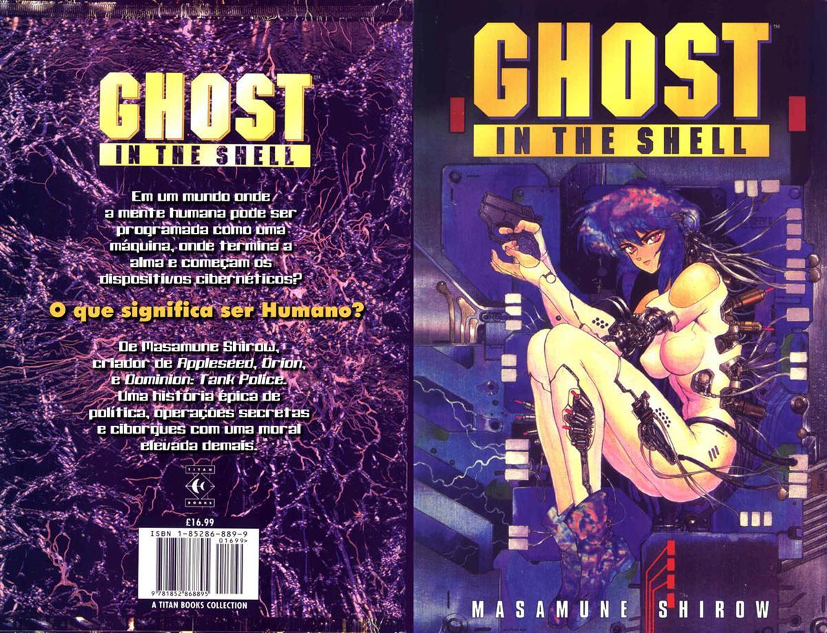 ghost in the shell manga pdf espanol