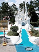 Winter Summerland Miniature Golf Course