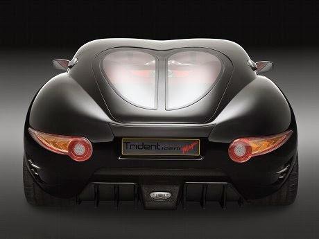 Gamabr Mobil Sport Terbaru 2014 Trident Iceni Mobil Diesel Mewah