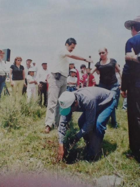 JORNADA DE REFORESTACION
