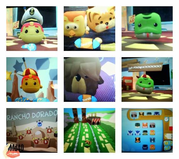 cupets mascotas realidad aumentada giochi precioss