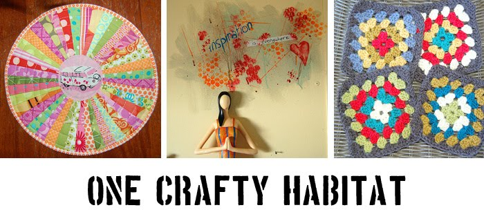 ONE CRAFTY HABITAT