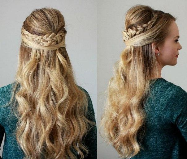 12 peinados fáciles con trenzas Vida Lúcida - Peinados Novedosos Y Faciles