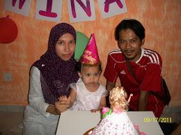 Mama, Walid & Wina