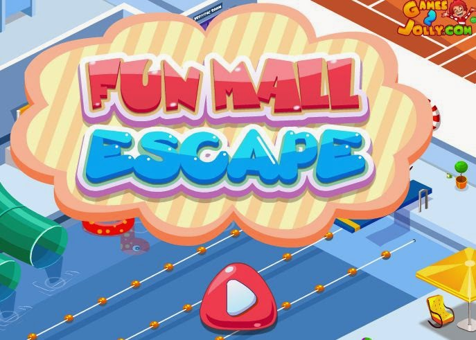 Fun Mall Escape Walkthrou…