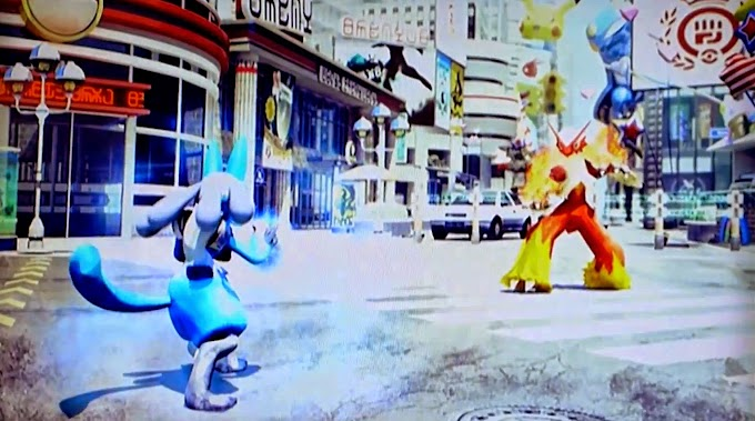 Pokken Tournament is a Thing, Apparently