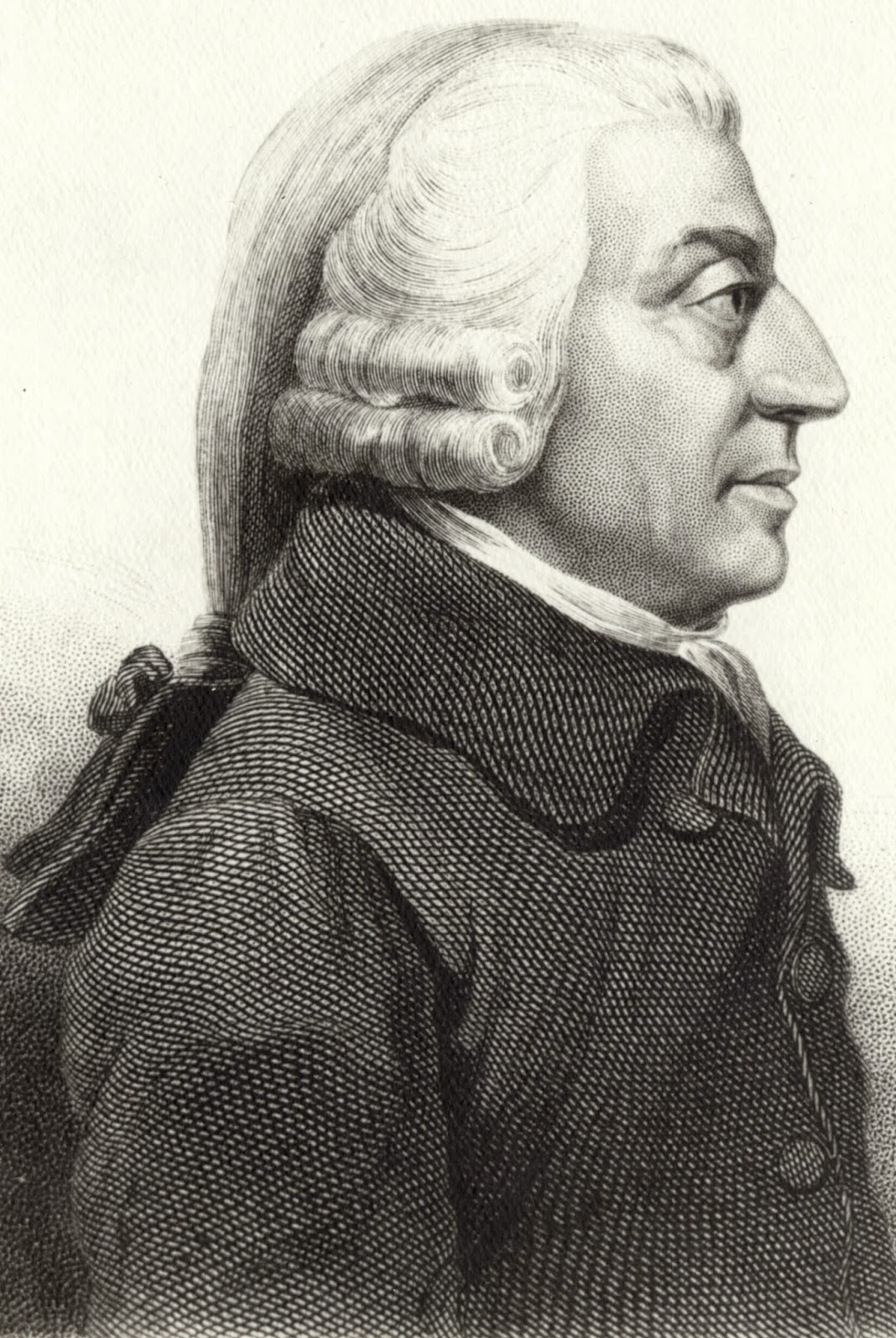 adam smith self interest Adam smith and his wealth of nations  of moral sentiments in that it focuses  on the problems of how people express their self-interest and their morality.