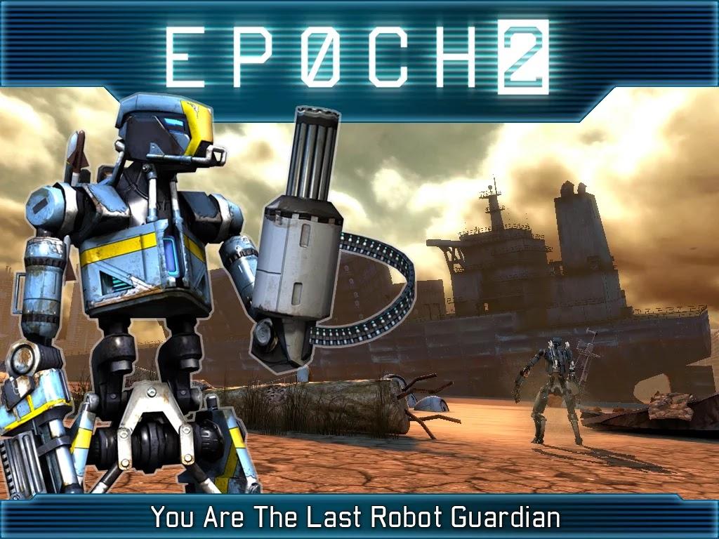 EPOCH.2 v1.3.3 Mod [Unlimited Money & Unlocked]