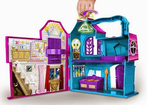 TOYS : JUGUETES - PINYPON - Casa de Pinymonsters  Producto Oficial | Famosa | A partir de 4 años