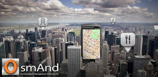 OsmAnd+ Maps & Navigation v1.4.1 Osmand