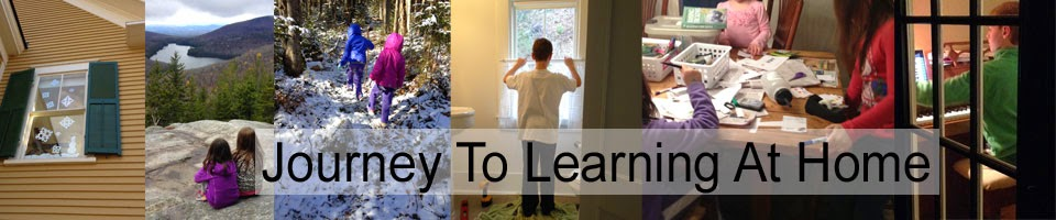 Journey to Learning at Home