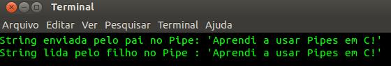 Pipes em C - Como programar e usar